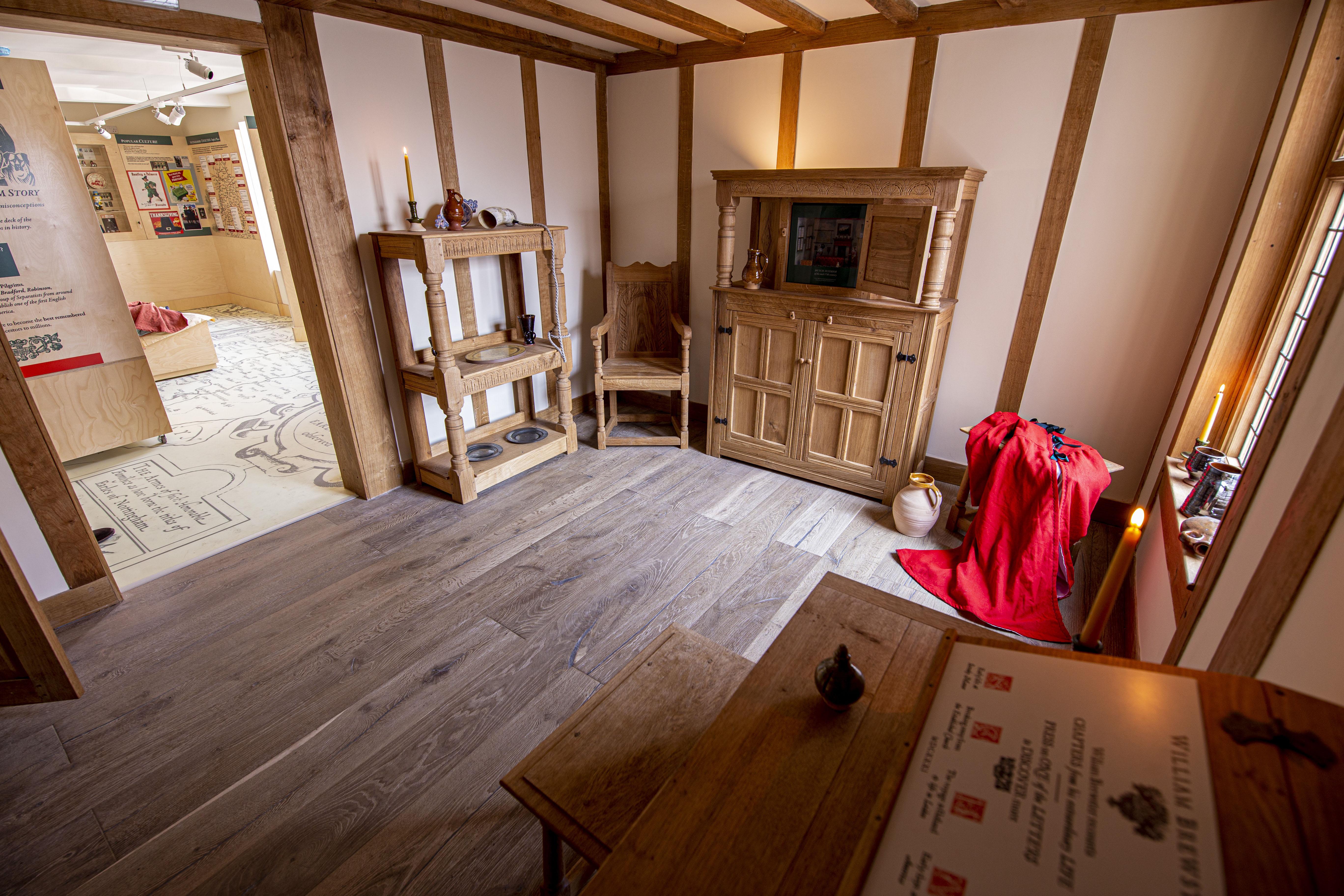 Brewster Room 1